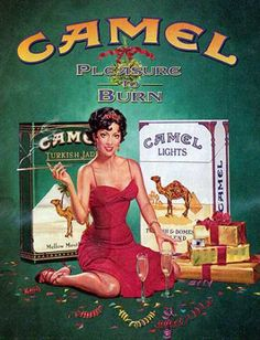 Camel Karen smokes these and the play takes place in 2007