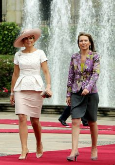 MYROYALS &HOLLYWOOD FASHİON: King Willem-Alexander and Queen Maxima Visit Colombia