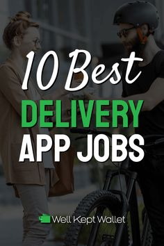 Continue reading to find the best delivery app jobs including food order delivery, grocery delivery, and more. #bestdeliveryapp #deliveryappjob #deliveryjobs