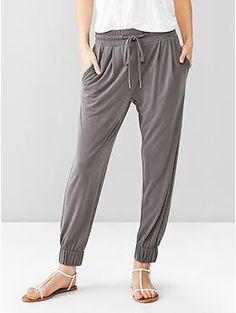 Jersey jogger pants | Gap