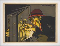 De muizenval  Creator          ontwerper/art-director: Verschuuren jr.,Charles,         drukker: Kotting,,Amsterdam  Date of creation     1920