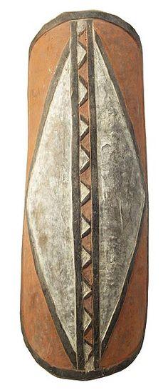 Ngoni Shield, Congo