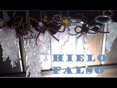 ADORNOS NAVIDEÑOS HIELO FALSO CHRISTMAS ORNAMENTS FALSE ICE