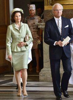 Queen Silvia, May 19, 2013    The Royal Hats Blog