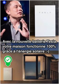 Installation Solaire, Nikola Tesla, Home Jobs, Hacks Diy, Sustainable Living, Inventions, Innovation, Solar, Life Hacks