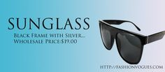 If you need to purchase sunglasses in bulk, look no more distant than Fashion Vogues. Our online wholesale store gives you stylish fashion sunglasses of the best quality. http://tinyurl.com/pm9gc8o