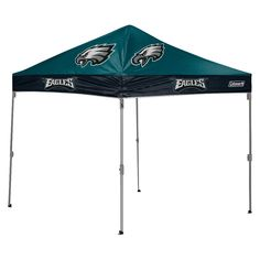 NFL Coleman 10x10 ft. Straight Leg Canopy Tent -