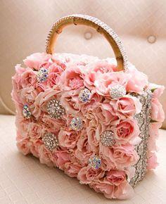 Floral Purse #FlowerShop