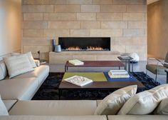 Case Studies: Ethanol Fireplace Design Projects