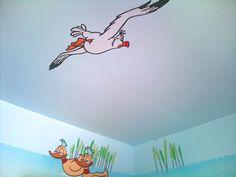 little mermaid room - Google Search