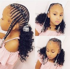 Top 60 All the Rage Looks with Long Box Braids - Hairstyles Trends Box Braids Hairstyles, Lil Girl Hairstyles, Black Kids Hairstyles, Girls Natural Hairstyles, Kids Braided Hairstyles, My Hairstyle, Updo, Hairstyles For Children, Children Hair