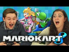 Teens React: Mario Kart 8 | GoNintendo - What are YOU waiting for?