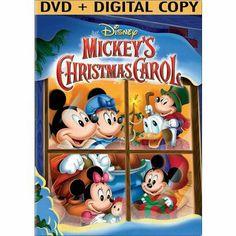 Mickey's Christmas Carol (30th Anniversary Edition) (W)