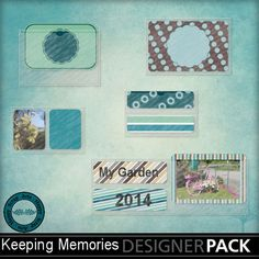 keeping memories, great collection, for every occasion.