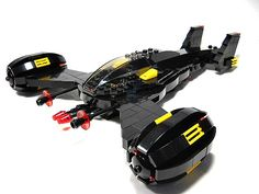 The Black Star ( Blacktron Fighter )