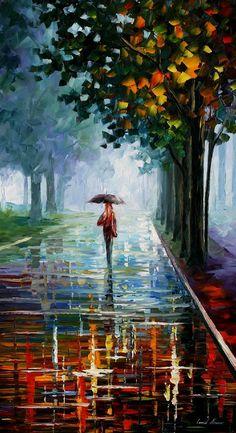 MORNING FULL OF LIFE - PALETTE KNIFE Oil Painting On Canvas By Leonid Afremov - http://afremov.com/MORNING-FULL-OF-LIFE-PALETTE-KNIFE-Oil-Painting-On-Canvas-By-Leonid-Afremov-Size-20-x36.html?bid=1&partner=20921&utm_medium=/vpin&utm_campaign=v-ADD-YOUR&utm_source=s-vpin