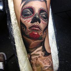 Stunning tattoos by Nikko Hurtado