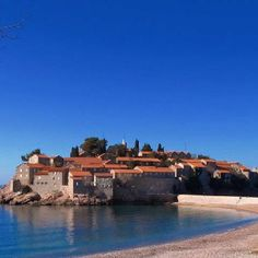Sveti Stefan, Montenegro www.adriaticaccommodation.net