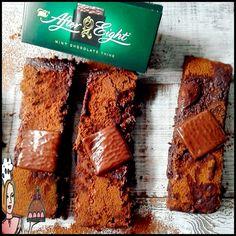 Brownies de After Eight ♥♥♥ - http://gostinhos.com/brownies-de-after-eight-%e2%99%a5%e2%99%a5%e2%99%a5/