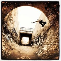Badlands fullpipe session...this is one must see, must skate spot on many rippers lists, mine included. Located at Mt.Baldy, California. Google it now.