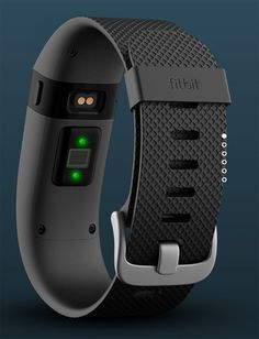 Charge HR Fitbit back clasp photo