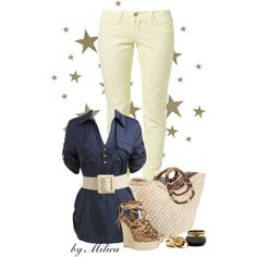 Outfit, created by milica-b3 on Polyvore