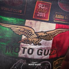 Moto Guzzi's style is your second skin: your real skin. A passion you can never let go of. #motoguzzi #motoguzzipride #mybikemypride