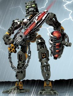 Set 8730 Toa Hewkii is a canister set released in portraying Toa Hewkii, the Toa Inika of Stone. Bionicle Heroes, Lego Bionicle, Lego Stuff, Legos, Cool Stuff, Gundam, Strong, Characters, Touch