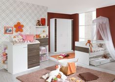 Baby Kinderzimmer Komplett Günstig   Babyzimmer Olek Eiche Sagerau 5332 Buy Now At Https Www Moebel