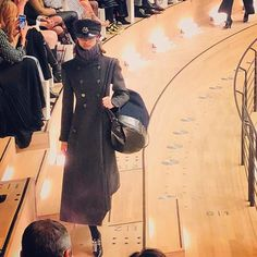 Chanel 2018 PARIS-HAMBURG Métiers d'art以水手軍裝設計帥氣度百分百 #CHANELinHamburg #CHANELMetiersdArt #bazaartw via HARPER'S BAZAAR TAIWAN MAGAZINE OFFICIAL INSTAGRAM - Fashion Campaigns  Haute Couture  Advertising  Editorial Photography  Magazine Cover Designs  Supermodels  Runway Models