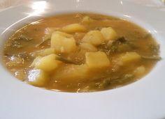 Estofado de esparragos trigueros con patatas para #Mycook http://www.mycook.es/cocina/receta/estofado-de-esparragos-trigueros-con-patatas