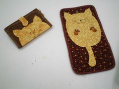 carteira gatinho