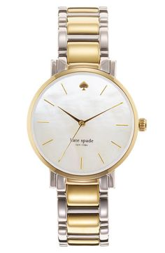 kate spade new york 'gramercy' bracelet watch (Save Now through 12/19) available at #Nordstrom