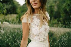 Un vestido de Teresa Helbig © Serafín Castillo