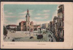 Leipzig, Johannisplatz