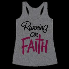 What better motivator is their than your faith in God? Get to the gym and get your fitness on for Jesus!