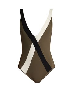 Click here to buy Zeus + Dione Amorgos graphic swimsuit at MATCHESFASHION.COM