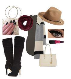 """Style 8 itk"" by marisabinov on Polyvore featuring moda, Vince, GUESS, MICHAEL Michael Kors, BCBGMAXAZRIA e rag & bone"