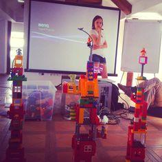 Project Lego Management session @HugeThing