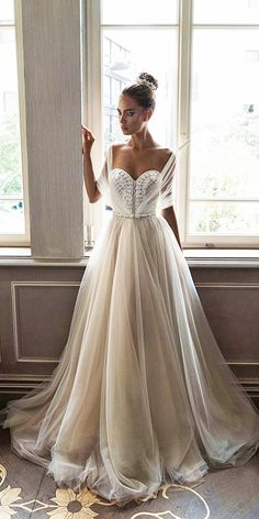 Strapless Wedding Dresses For A Queen ★ See more: https://weddingdressesguide.com/strapless-wedding-dresses/ #bridalgown #weddingdress