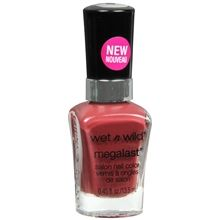 """REALLY been into neutral/red/brown blends - might be picking this one up! """"Mega Last Salon Nail Color, Haze of Love"""" Deep Autumn Makeup, Fall Makeup, Nail Polishes, Nails, Dark Autumn, Wet N Wild, Nail Colors, Salons, Neutral"""