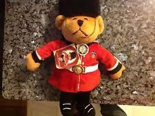 YARTO  historic royal palaces guardsman bear