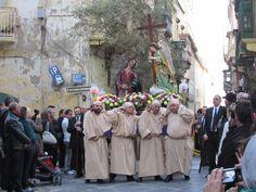 Good Friday, Malta.