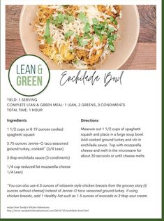 Medifast Recipes, Healthy Recipes, Take Shape For Life, Healthy Food, Healthy Eating, Lean And Green Meals, Green Ideas, Advocare
