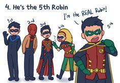 Guide to Damian 5