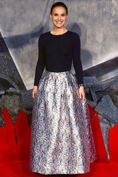 Christian Dior: Celebrities Wearing Dior Dresses & Gowns | British Vogue