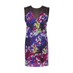 Robe Réveil Violet - Robes Sandro - E-Boutique Officielle SANDRO / Collection Printemps-Été 2013 SANDRO