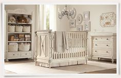 Rooms | Restoration Hardware Baby & Child- girl or boy... lovely.