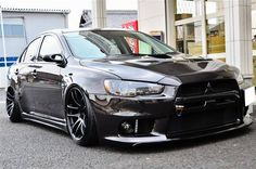 Evo Stanced. #Rocketbunny lover? #JDM obsessed? #Rvinyl thinks you're in good company...