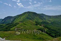 Foto di di Cristian Comastri - scattata da Monte Cusna